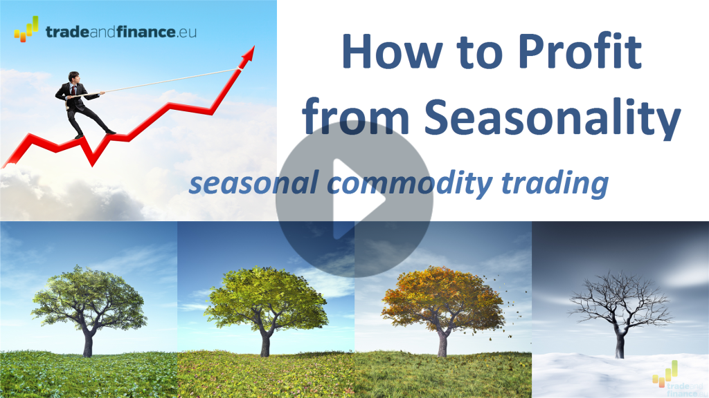 How to profit from seasonality
